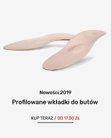 Wkładki do butów ortopedyczne