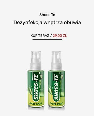 dezodorant antybakteryjny do butów